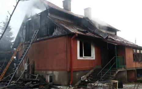 Tragiczny pożar w Ortelu Królewskim