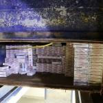 W naczepie próbował przemycić 5000 kartonów papierosów