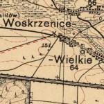 Niemieckie Lotnisko Polowe w Woskrzenicach Dużych