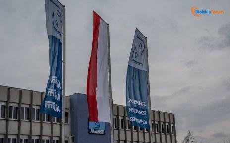 90 mln PLN dla zakładu AluTeam Biała Podlaska