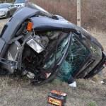 Autobus nie ustąpił pierwszeństwa - wypadek w Polatyczach