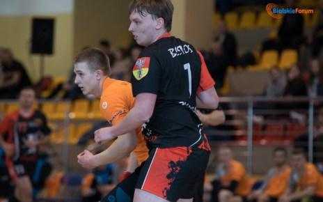 II liga piłkarzy ręcznych: UKS Olimpia Biała Podlaska - Bestios Białystok