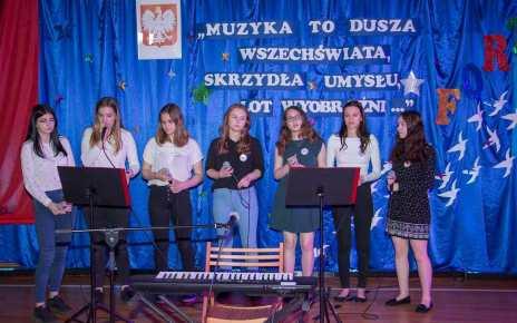 Konkurs Piosenki Językowej w ZDZ