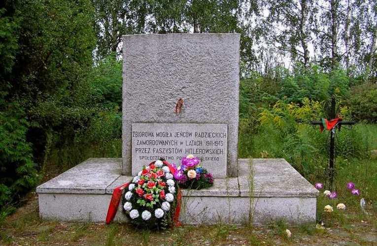 """Obóz jeniecki """"Frontstalag 307 – Unterlager C"""". Kaliłów – Woskrzenice Duże"""