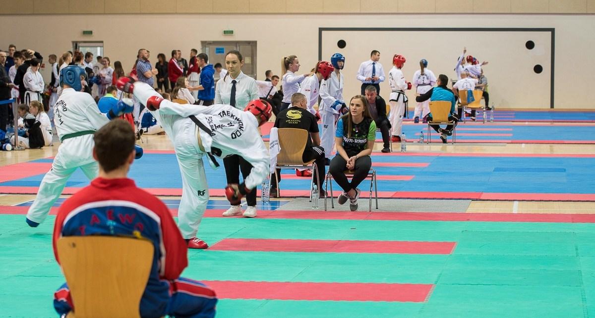 XXVIII Mistrzostwa Polski Juniorów i Młodzieżowców w Taekwon-do