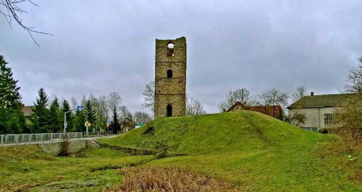 Tajemnicza Wieża w Stołpiu