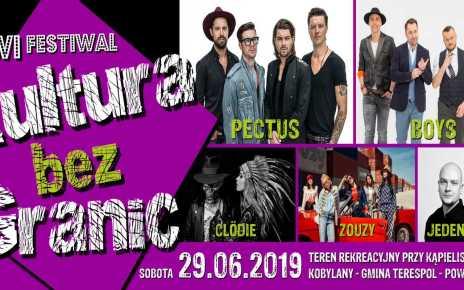 Festiwal Kultura bez Granic 2019 - nasz patronat