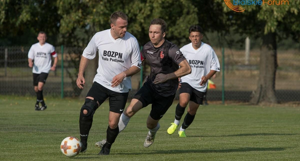 Puchar Polski: KS Red Sielczyk - OKS BOZPN Biała Podlaska