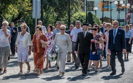 80. rocznica wybuchu II wojny światowej w Białej Podlaskiej