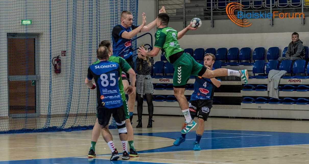 Piłka ręczna I liga: AZS AWF Biała Podlaska - KSSPR Końskie