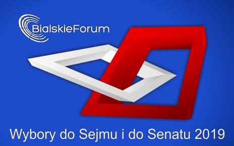 Wybory do Sejmu i do Senatu 2019