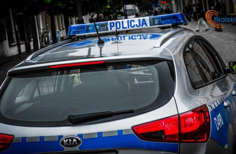 33-latek zamknął się w domu jednorodzinnym grożąc, że wysadzi budynek