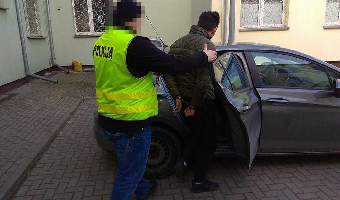 Rozbójnicy zatrzymani w areszcie
