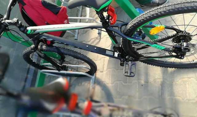 Skradziony rower - pomóżcie w poszukiwaniach