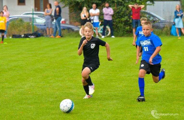 II Wakacyjny Turniej Piłki Nożnej w Sielczyku