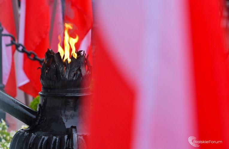 81. rocznica wybuchu II wojny światowej w Białej Podlaskiej