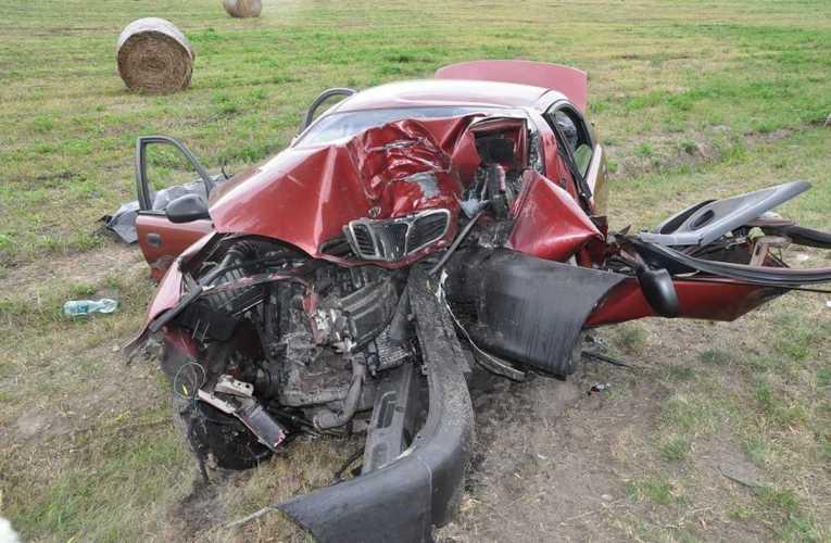Tragiczny wypadek w Sycynie