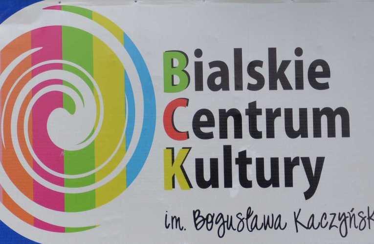 Wydarzenia kulturalne Bialskiego Centrum Kultury