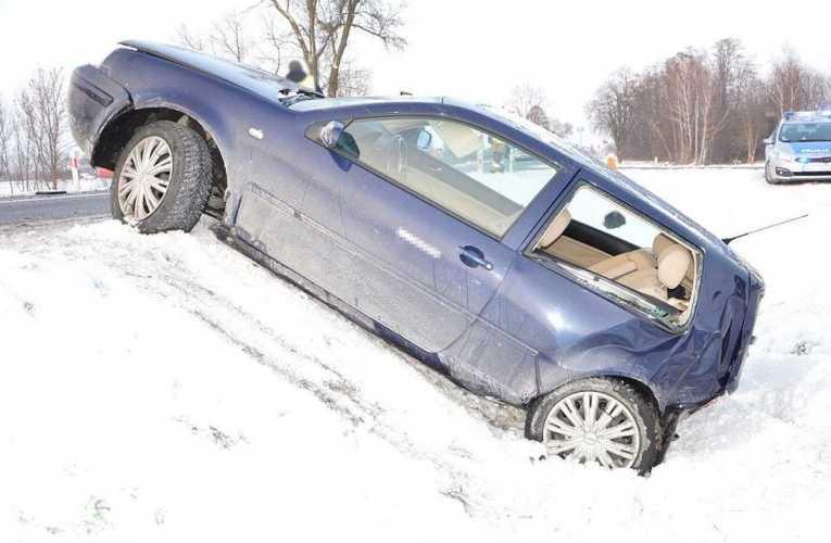 Zderzenia aut w Rzeczycy