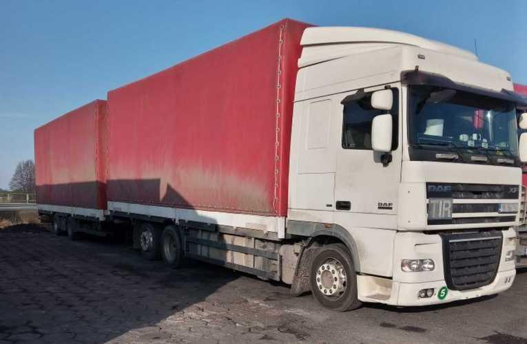 Nielegalne wyłączniki tachografu i systemu SCR w bułgarskiej ciężarówce