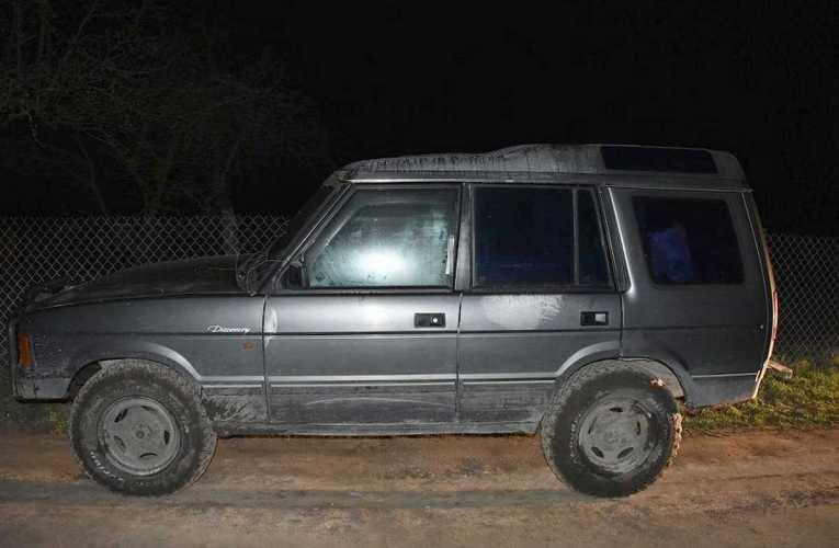 Odpowie za kradzież Land Rovera