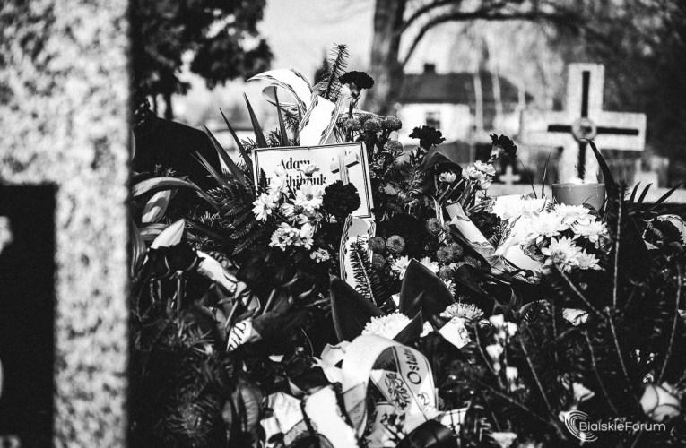 Pożegnanie legendy podlaskiej fotografii Adama Trochimiuka