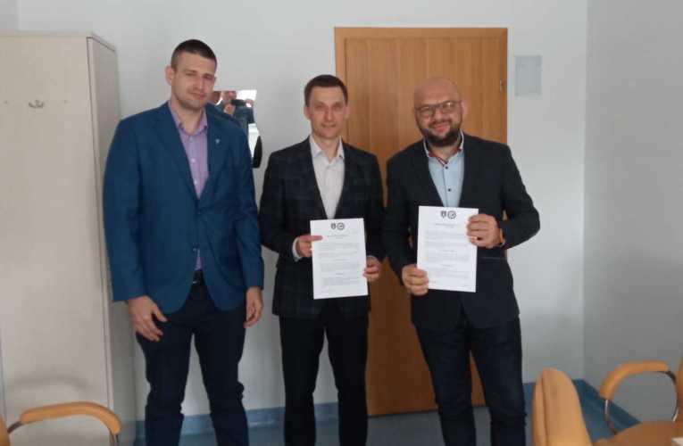 Gmina Łomazy i PSW podpisały porozumienie o współpracy