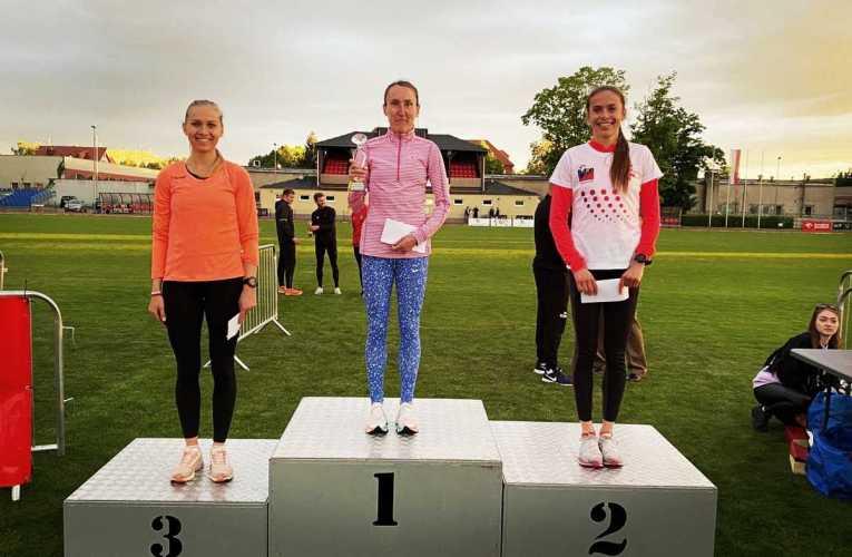 Iza z rekordem na 5000m