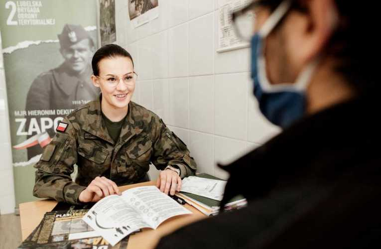 Trwa kwalifikacja wojskowa w województwie lubelskim