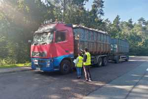 Akcja kontrolna: Nielegalne odpady