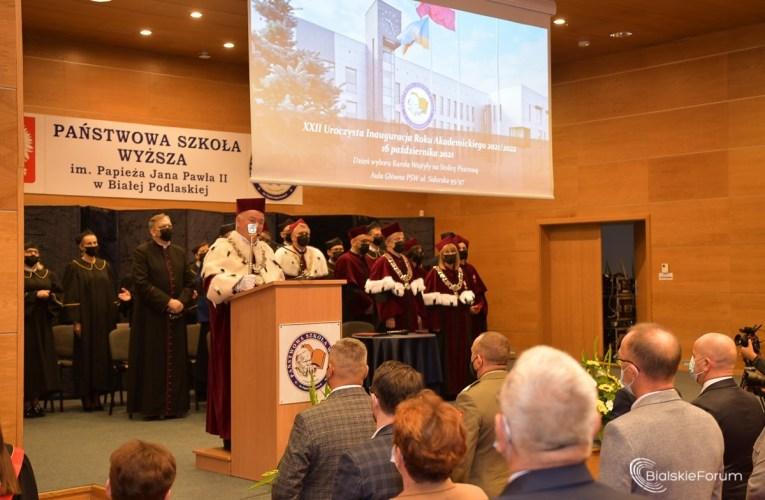 Inauguracja Roku Akademickiego PSW w Białej Podlaskiej