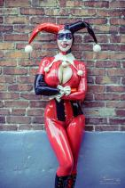 I love to cosplay various villain characters from comic books and movies