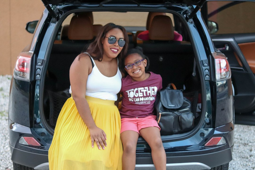 Holiday Shopping Tips with Toyota | Bianca Dottin