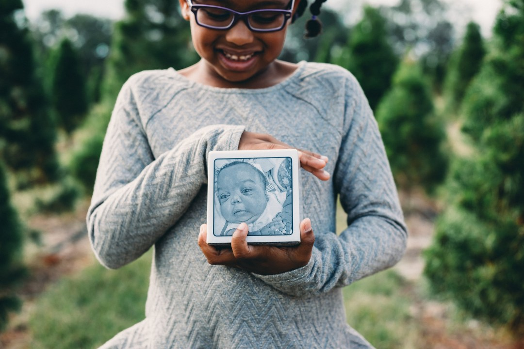 Getting Through Holidays After Losing a Child | Bianca Dottin