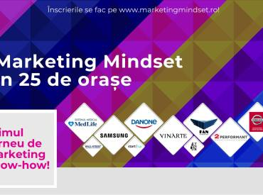 Marketing Mindset la Iasi 2019