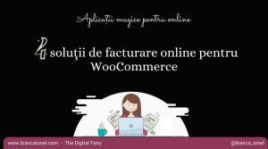 Cum emit facturi în WordPress? Soluții de facturare online pentru WooCommerce