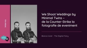 We Shoot Weddings by Minimal Twins – de la Counter-Strike la fotografie de eveniment