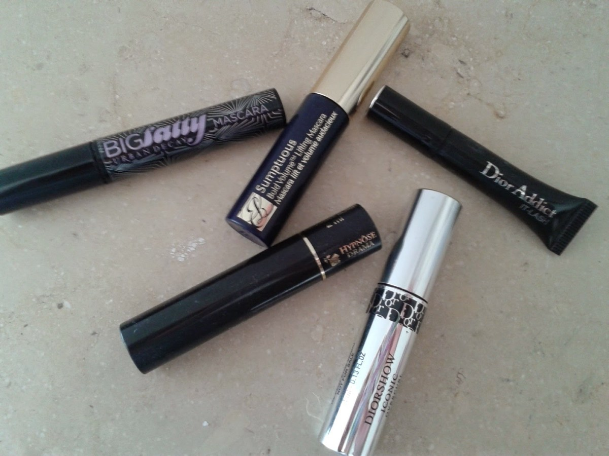 Mini-mascara review: Dior, Lancôme, Urban Decay, Estée Lauder