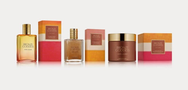BRONZE GODDESS FRAGRANCE COLLECTION