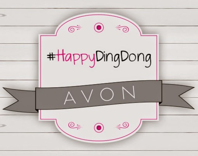#HappyDingDong Avon