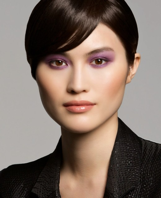 Shiseido Dramatic Purple