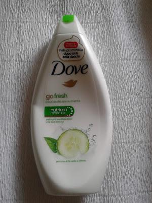 Bagnoschiuma Go fresh - Dove
