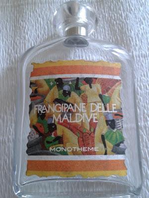 Frangipane delle Maldive - Monotheme