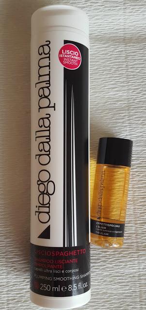 Approvato dalle amiche: shampoo Lisciospaghetto Diego dalla Palma