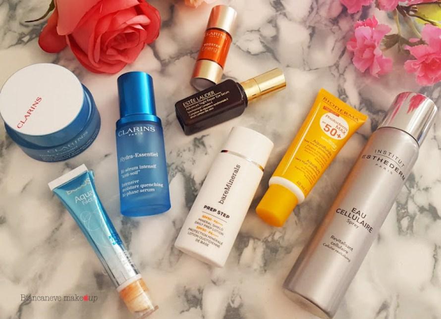 Skincare routine: l'idratazione al mattino