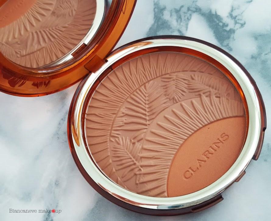 Clarins collezione Sunkissed Poudre Soleil & Blush