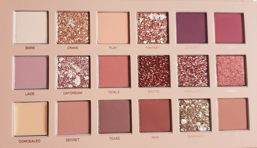 Huda Beauty The New Nude Palette: recensione e swatches