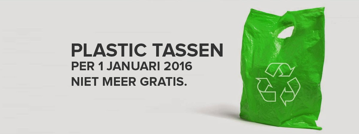 Plastic tas 2016