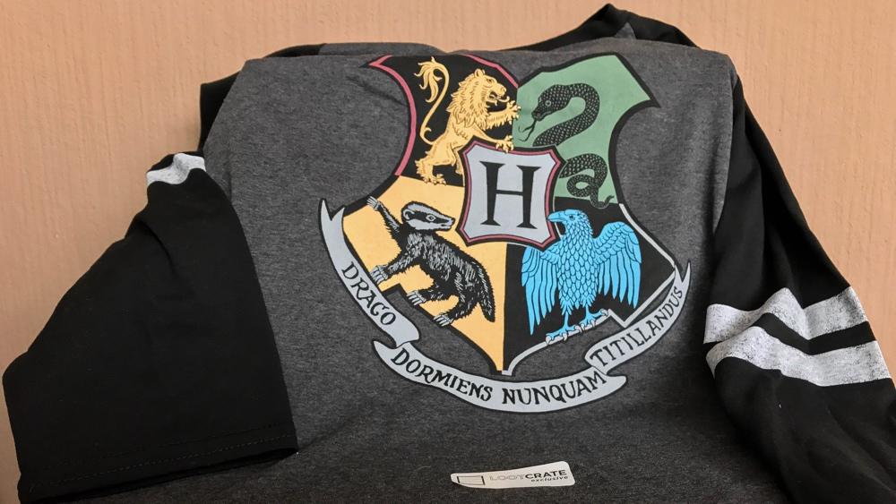 hogwarts trui loot crate