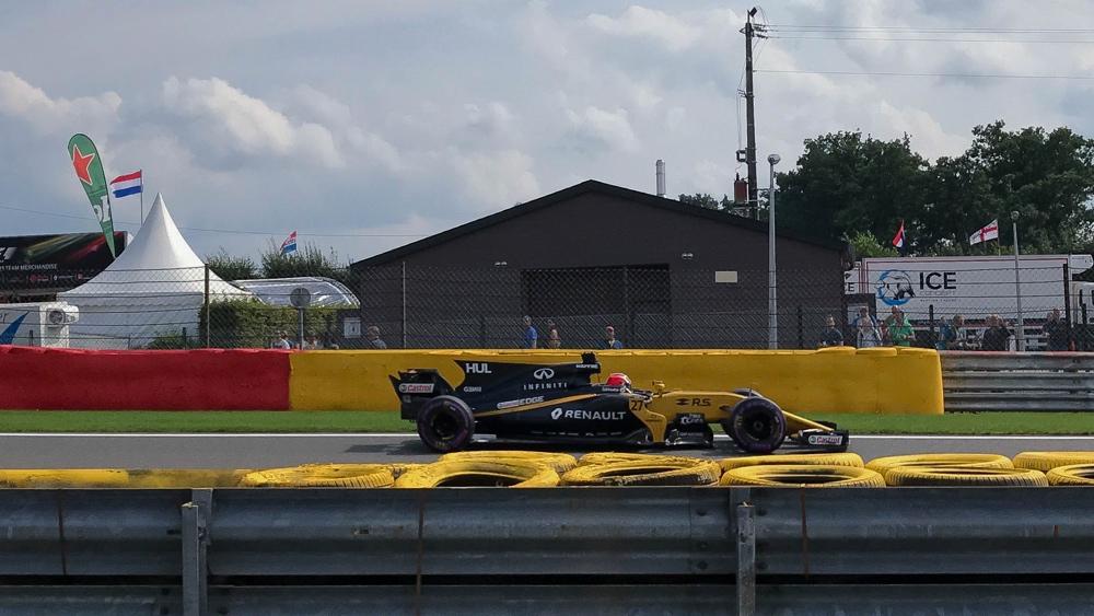 Spa Francorchamps - Nico Hulkenberg